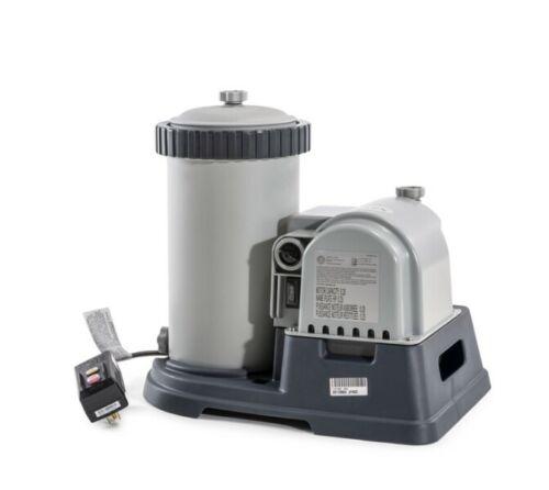 Intex 2500 GPH Filter Pump Housing & Motor ONLY 11473EG (120V)