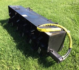 Skidsteer attachments , Tiller,  Sweeper, tires, bucket