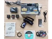Panasonic HDC-SD600 camcorder