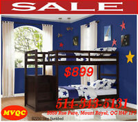 kids beds, children bunk beds, queen beds, night stand, dresser