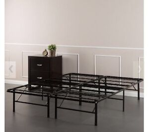 Brand new queen, full/double and twin bed frames Kitchener / Waterloo Kitchener Area image 1