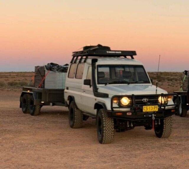 Toyota Landcruiser Troopcarrier Cars Vans Amp Utes
