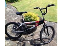"Ruption Aggressor BMX 20"" bike- great condition"