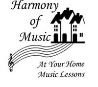 HARMONY OF MUSIC- AT YOUR HOME MUSIC LESSONS!