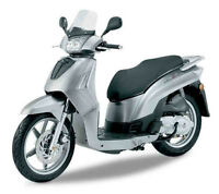 Kymco People 125  4T 2009