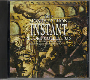 The Monty Python Instant Record Collection West Island Greater Montréal image 1