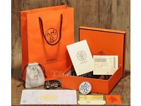 **AMAZING HERMES LEATHER BELT PERFECT GIFT*