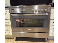 Electrolux Dual fuel Range cooker - working on bottled gas and can be modified to run on mains gas