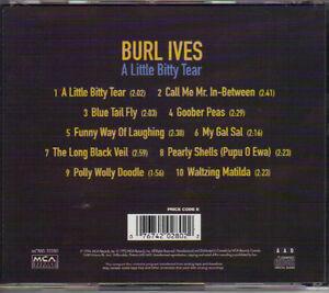 Burl Ives - A Little Bitty Tear West Island Greater Montréal image 2