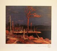 "Limited Edition ""Nocturne"" by Tom Thomson"
