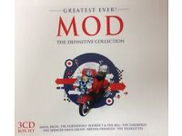 Mod CD, greatest ever mod in the definitive collection £10