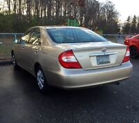 2003 TOYOTA CAMRY LE PERFECT CONDITION