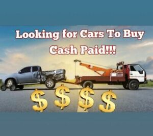 WE PAY CASH UP TO $750.00 TOYOTA•HYUNDAI•LUXUS• MERCEDES☎️US