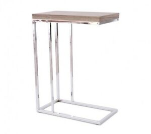 Lot de 2 tables de bout, table de chevet