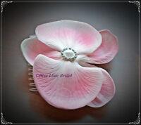 Stunning Hair flower for bride/bridesmaid/flower girl 30$
