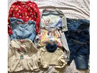 Bundle of girls clothes - Age 7-8