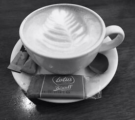 Cook/Chef Wanted for busy coffee shop approx 18 hrs