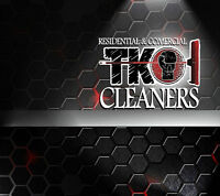 Commercial and Residential cleaners- TKO Cleaners