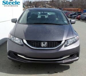 2015 Honda CIVIC LX - One owner, Trade in, Fuel Efficient
