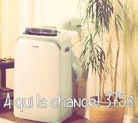 Climatiseur portatif 4 en 1 de 12 000 BTU, Climatiseur danby,