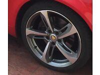 "Audi/ Vw 18"" gmp rs4 alloys"