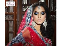 Asian Bridal Hair Make-up Artist LONDON Based 07715473435