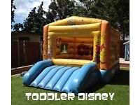 BOUNCY CASTLE HIRE | SLUSH PUPPY MACHINE | CHOCOLATE FOUNTAIN | FACE PAINTING | MASCOTS