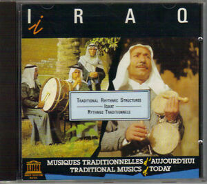 Iqa'At - Traditional Rhythmic Structures of Iraq