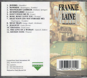 Frankie Lanie - High Noon West Island Greater Montréal image 2