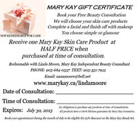July Beauty Consultations Feature