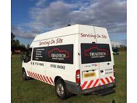 TREADTECH - Automotive Engineers In Essex