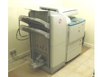 Canon CLC5151 printer,RIP, & saddle stitch finisher