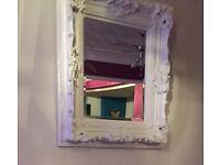 Large Detailed Mirror