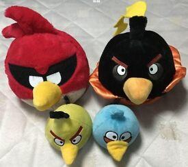 Angry Birds Soft Teddy