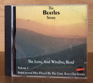 The Beatles Story: The Long and Winding Road / CD