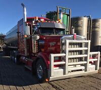 Tank truck driver needed