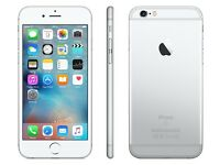 Brand new in box silver iPhone 6s 16GB mobile phone