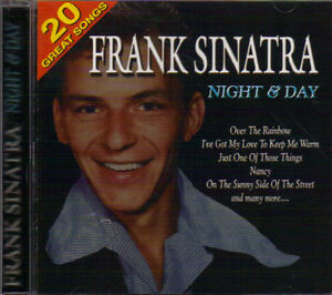 Frank Sinatra - Night & Day West Island Greater Montréal image 1