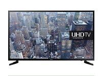 """65"""" 4K Ultra HD SAMSUNG UE65JU6000 Smart LED TV warranty and delivered"""