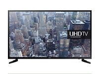 """60"""" Samsung Smart TV 4K ultra HD 60ju6000 warranty and delivered"""