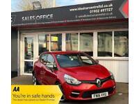 2016 Renault Clio GT LINE NAV TCE Auto HATCHBACK Petrol Automatic