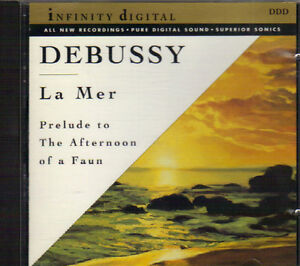 Claude Debussy - La Mer (The Sea), Prelude to The Afternoon of a