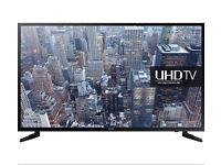 "60"" SAMSUNG Smart 4k Ultra HD LED TV UE60JU6000 reduced couple of tiny blue dots"
