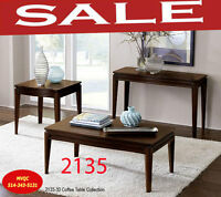 Shop Spring Sales, coffee tables, ottoman, end site tables, mvqc