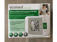 Brand New ecomed upper arm blood pressure monitor BU-90E