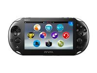 Ps vita with memory card and game (unboxed)