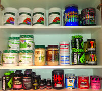 Sports Supplements!