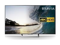 SONY BRAVIA KD55XE8396 55 inch Smart 4K Ultra HD HDR LED TV