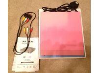 Pink Alba DVD Player