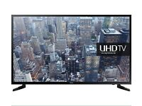 "55"" Samsung 4K UHD Smart LED TV With Freeview HD UE55JU6000 Reduced has a tiny blue dot"